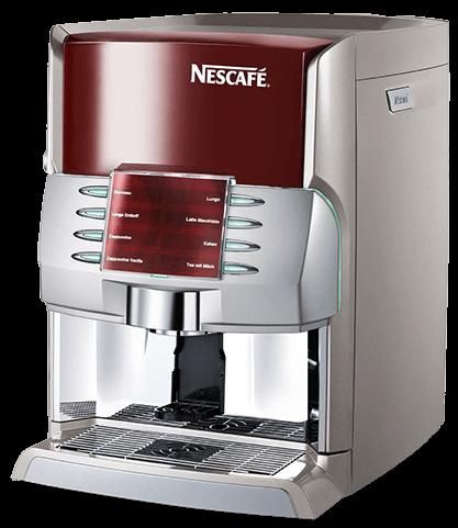 Nescafe Alegria A860 Instant típusú bérelhető kávégép képe
