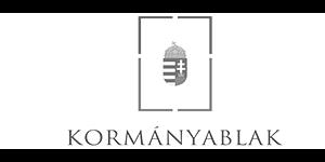 Kormányablak logója