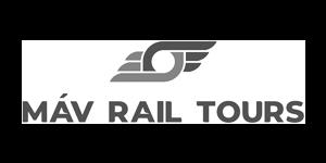Máv rail tours logó